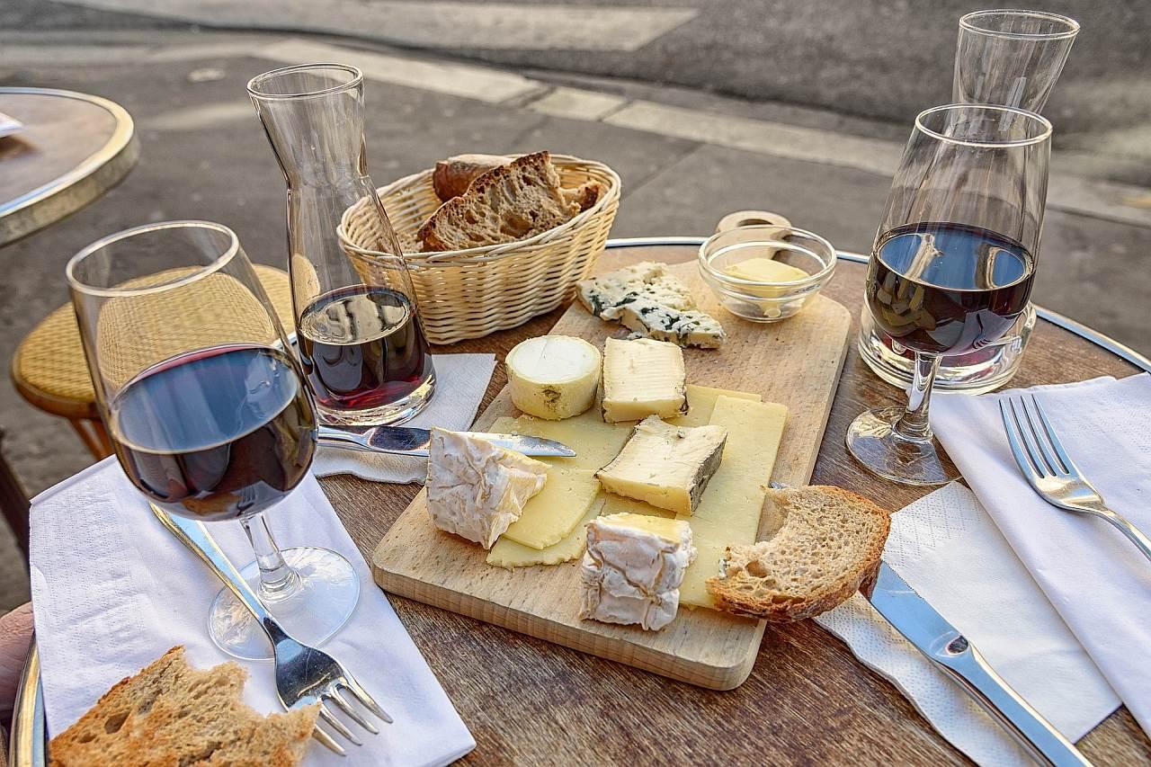 Essen & Trinken in Frankreich