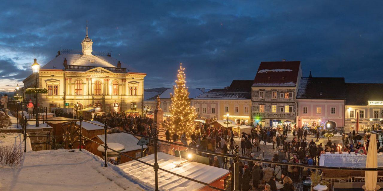 Advent in Niederösterreich