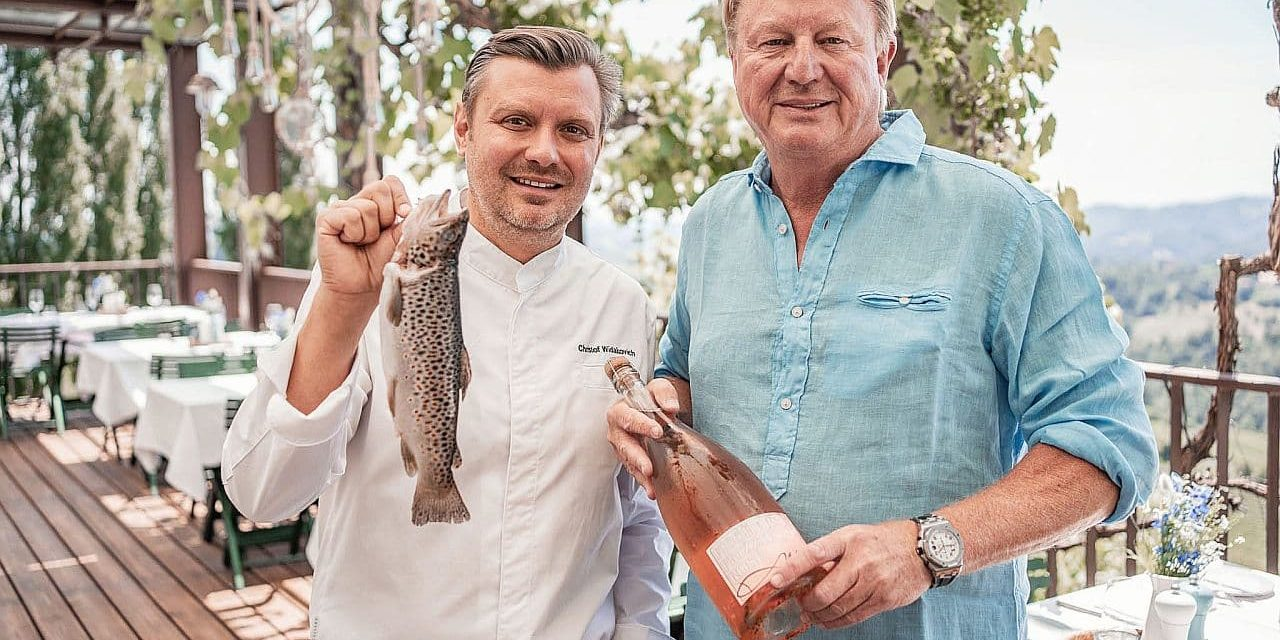 Fischwirt im Urmeer der Gastrofamilie Grossauer-Widakovich eröffnet